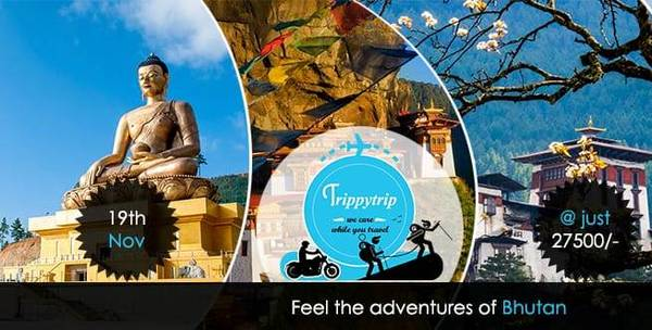 Trips to Bhutan. Best Packages for Bhutan Trip - Book Now