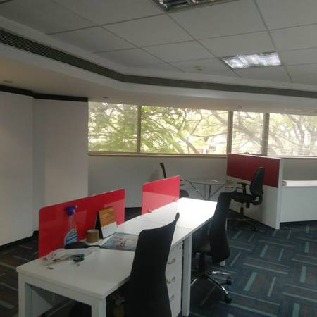 Prime office space of  sq.ft.... for rent at koramangala
