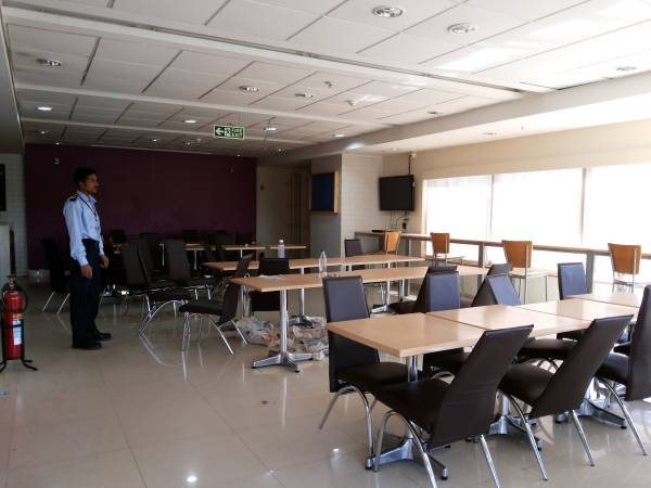 sq ft fully furnished office space in b'lore @
