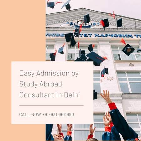 EduCastles - Easy Admission by Study Abroad Consultant