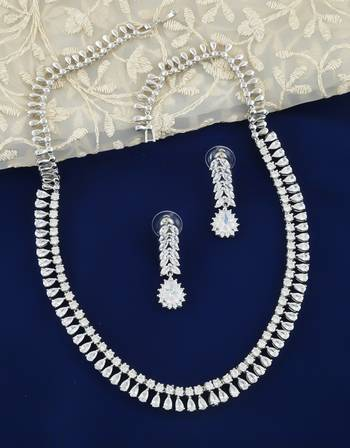 Get Diamond Necklace for Women at Best Price