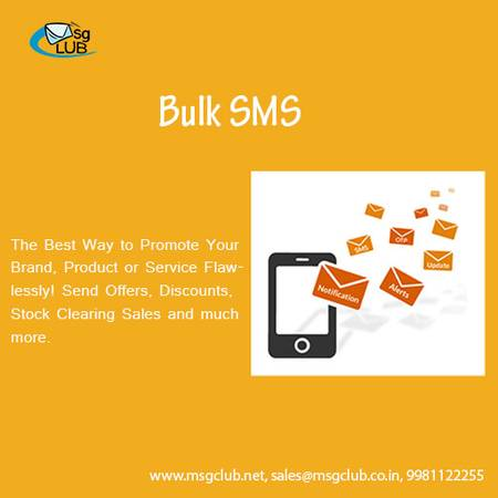 How Is Bulk SMS Service Beneficial For The Growth Of A