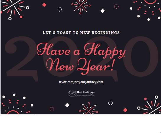 New Year party  in Nahan | New Year Packages  in