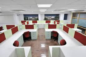 Sq.ft Furnished office space for rent at richmond road