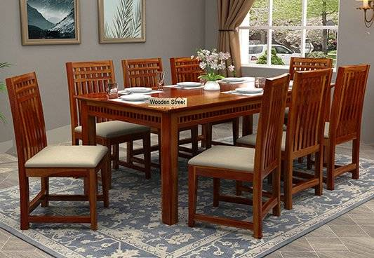 Choose best dining table set in Bangalore