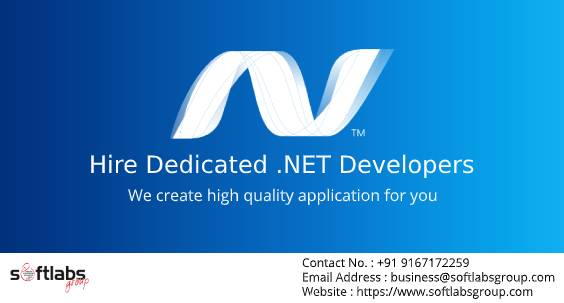 Hire dedicated.NET developers in India to save your project