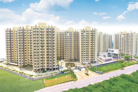 M3M Woodshire Ready to movein 2BHK Flats at 68 Lacs