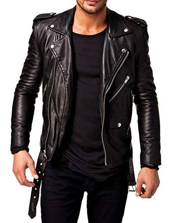 Buy Leather Jackets Online Cheap Price at Largemart