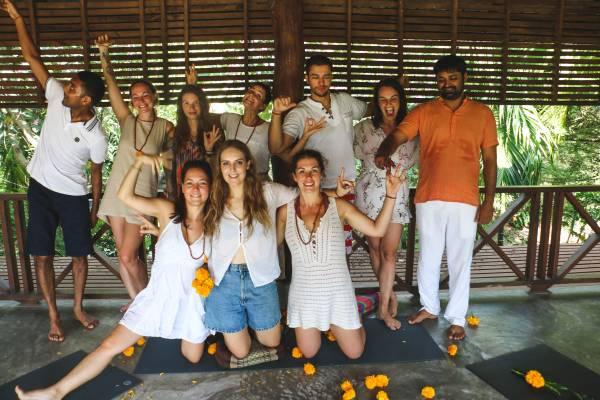 Hatha Yoga Teacher Training in Goa | Yoga Course in India