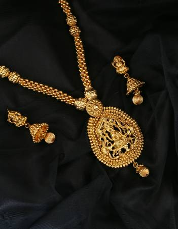 Creative Collection of Temple Jewellery for Women