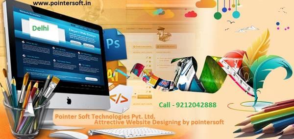 web development and SEO services in Delhi