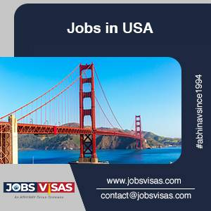 Apply for Jobs in USA