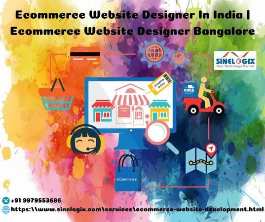 Ecommerce Website Designer In India | Ecommerce Website