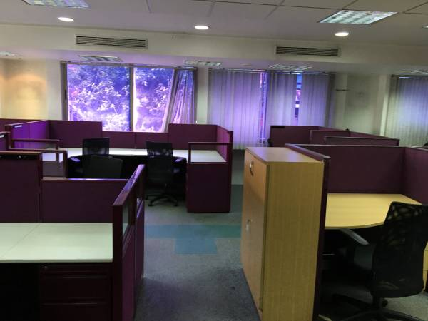 Fully furnished porsh office space for rent in Kormangla