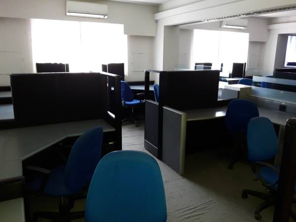 Fully furnished porsh office space for rent in Lavely road