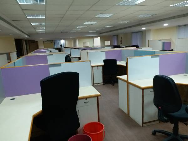 Fully furnished porsh office space for rent in Marathahalli