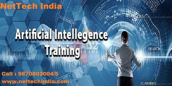 Get Best Training on Artificial Intelligence from NetTech