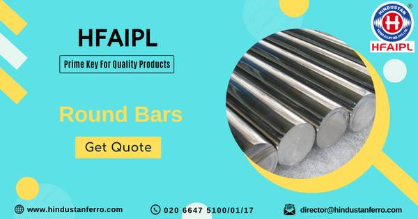 Round bars manufacturers from Pune