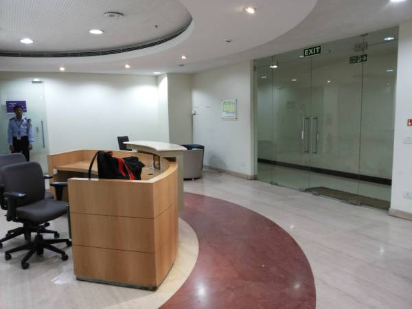 Fully furnishde office space for rent in White field of