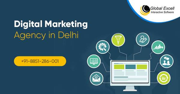 Top Digital Marketing Agency in Delhi | Global Excell