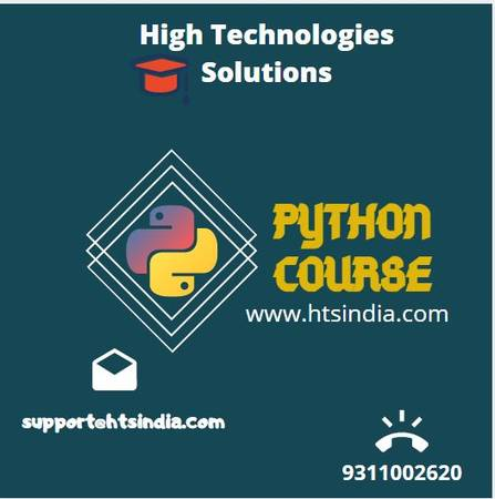 We are offering best Python course in delhi