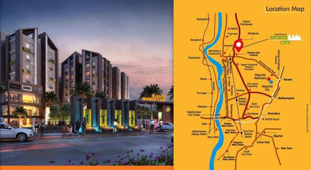 A new property available for sale in Kalyani expressway
