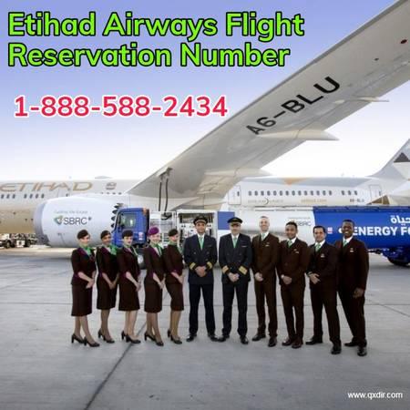 Best Deals On Etihad Airways Flight Booking