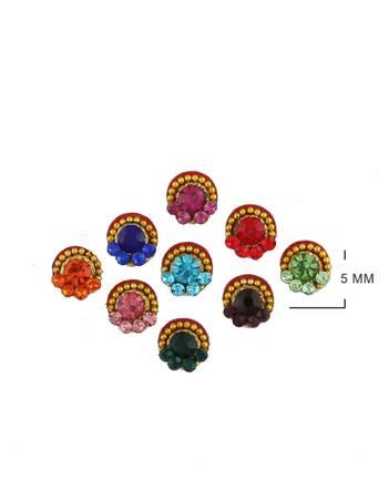 Buy now Designer Stone Bindi Online at Low Price by Anuradha