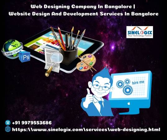 Web Designing Company In Bangalore | Website Design And