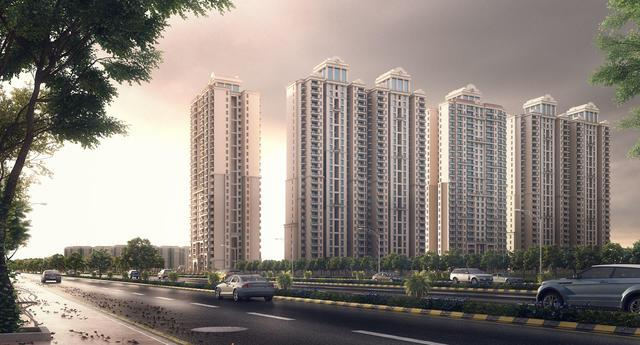 ATS Rhapsody 4BHKSQ Flats at Greater Noida West