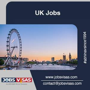 Start your UK Jobs search with JobsVisas