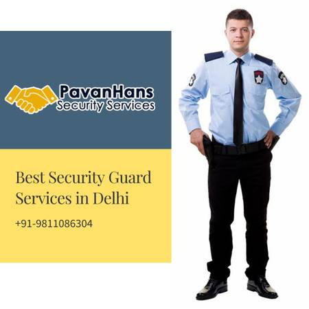 The Top Security Guard Services in Delhi, India