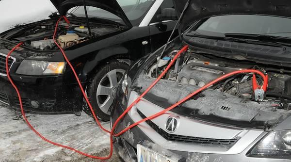 Battery Jumpstart Assistance Services in Delhi NCR