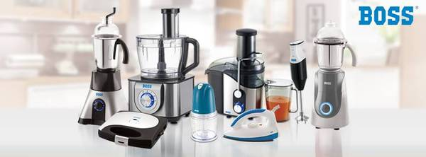 Home Appliances in India| kitchen appliances in India| Boss
