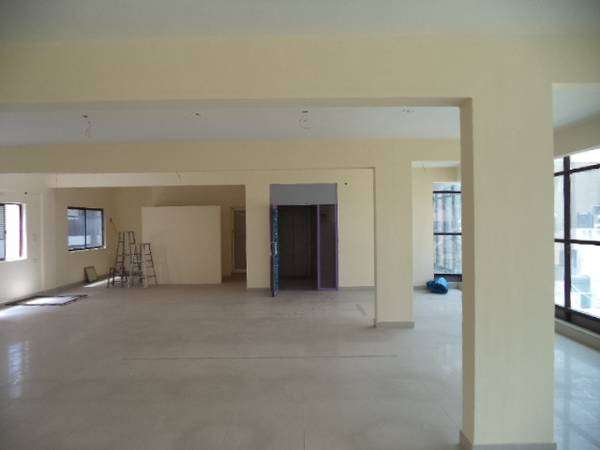 Sft Un-Furnished Office Space On HSR Layout*