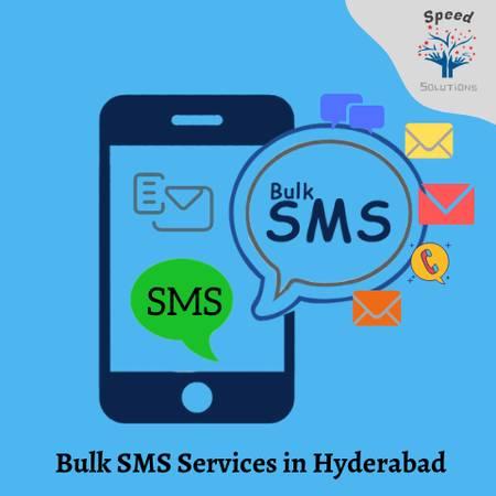 Bulk SMS Services in Hyderabad