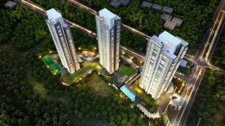 EMAAR DIGI HOMES – Luxury & Smart 2&3BHK at Sector 62