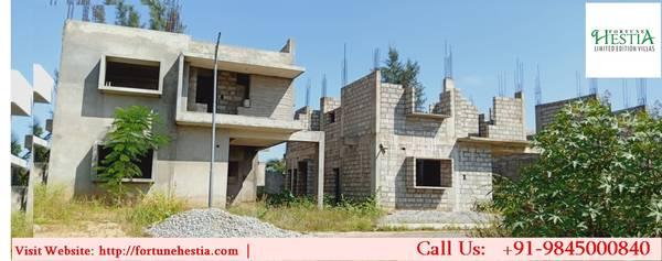Gated Villa Plots in Bangalore