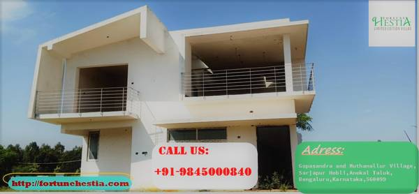 Independent house for sale in Sarjapur Bangalore