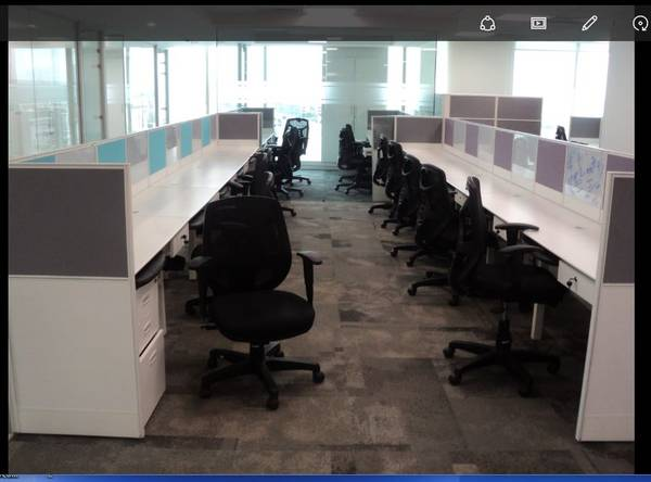 Superb Office ! Available for immediate Rent @ Brigade Road