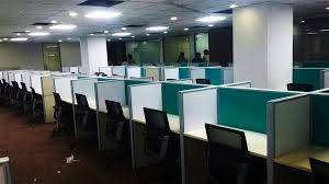 sq.ft elegant office space for rent at st marks road