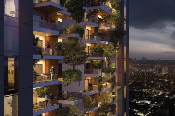 1OAK ATMOS – Luxury 3BHK in Green Building at Gomti Nagar