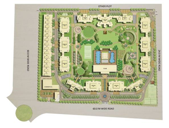 ATS Dolce | Luxury 3BHK Apartments in Zeat-1,Greater Noida