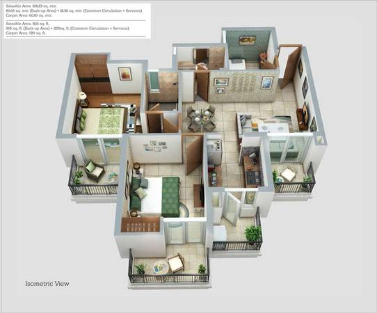 ATS Happy Trails – 2 & 3BHK Homes in Sector 10, Gr. Noida