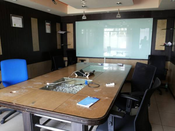 Fully furnished office space for rent in Infantry Road of