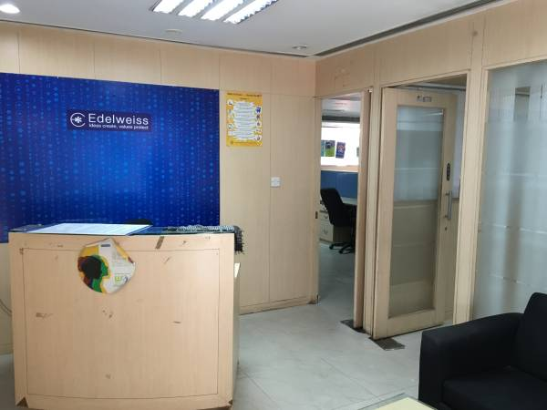 Fully furnished office space for rent in Jayanagar of