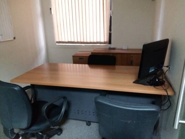 Fully furnished office space for rent in Richmond Road of
