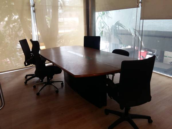 Fully furnished office space for rent in White Field of