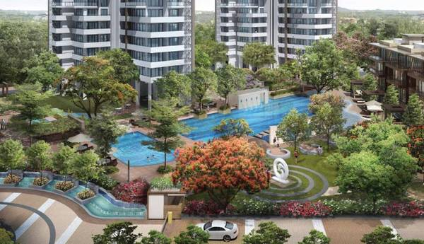Puri Emerald Bay - Apartments in Sector 104 Dwarka