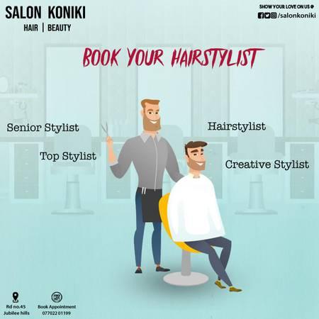 Salons In Jubilee Hills,Hair Patch Treatment salon In